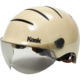 Kask Lifestyle Casco visiera incl., champagner